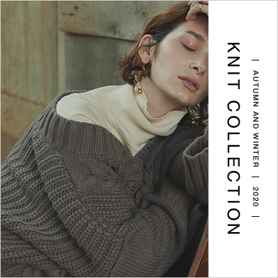 '20A/W KNIT COLLECTION