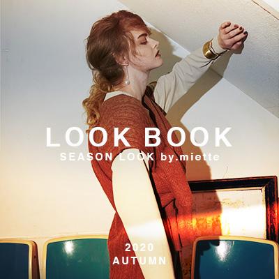 LOOK BOOK 2020 AUTUMN