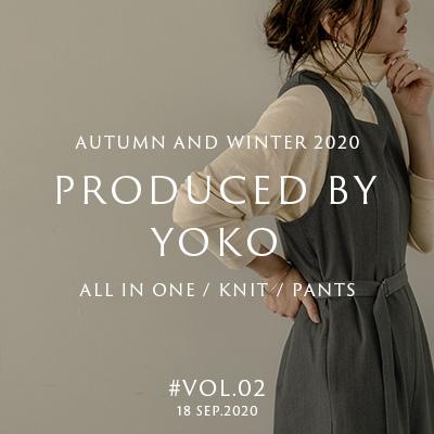 PRODUCED BY YOKO #VOL.02
