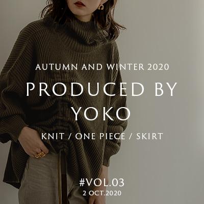 PRODUCED BY YOKO #VOL.03